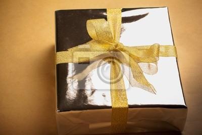 Geschenkkarton Weihnachten.Bild Geschenk Geschenkkarton Weihnachten