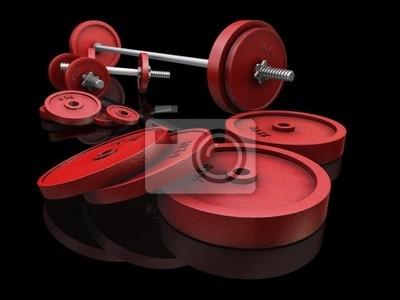 Gewichtheben Gewichte