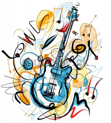 Bild Gitarren Solo