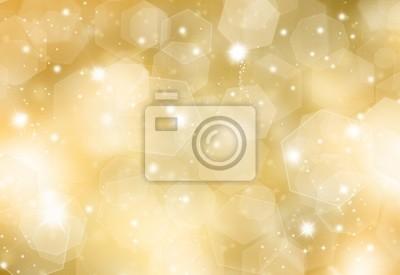 Glitzerndes Gold Hintergrund