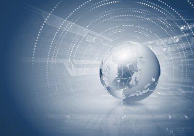 Bild Globalisierung Konzept
