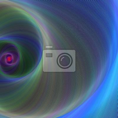 Gloomy abstrakte digitale Kunst Hintergrund