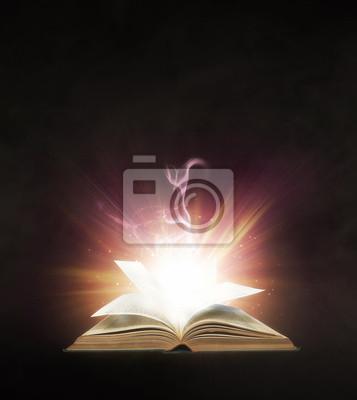 Glowing Buch