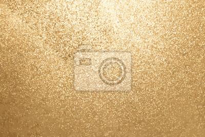 Bild Gold color of glitter textured background (Vector)