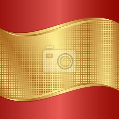 Bild Gold-Hintergrund