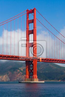 Bild Golden Gate Bridge in San Francisco