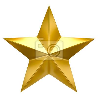 Bild Goldener Stern