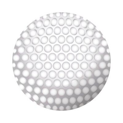 golf ball equipment sport icon