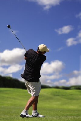 Bild Golfer