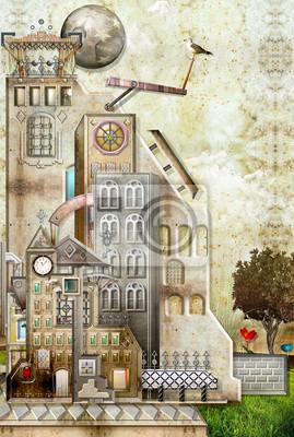 Gothic Stadt