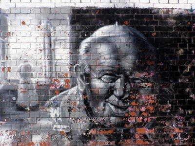 Bild Graffiti Religion
