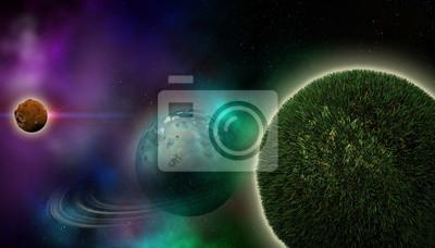 Grass Planeten