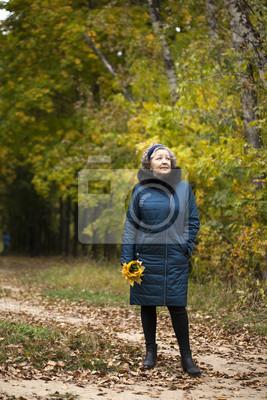 Wald reife frauen im Deutscher Reife