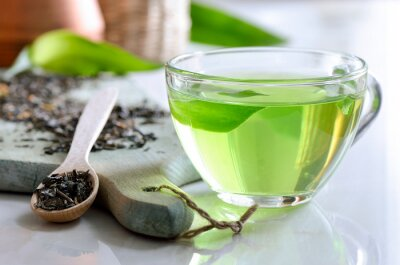 Bild Green spa tea