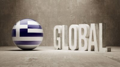 Griechenland. Globales Konzept.