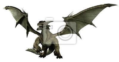 Große Green Dragon