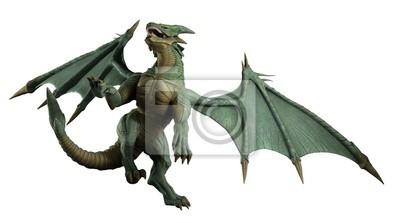 Große Green Dragon - Drehen