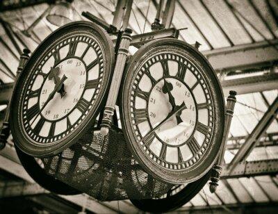 Bild Große Uhr