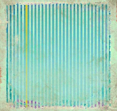 Bild Grunge blau gestreiften Hintergrund