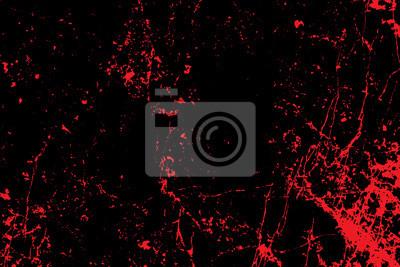 Bild Grunge-Stil Halloween-Hintergrund mit Blut splats