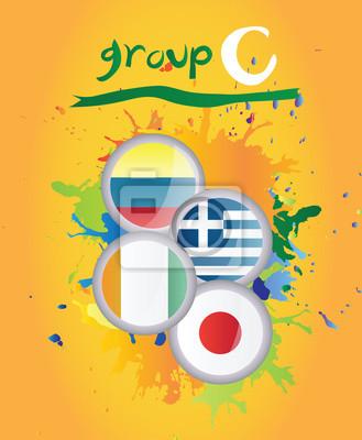Gruppe c Vektor