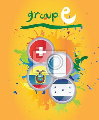 Gruppe E Vektor