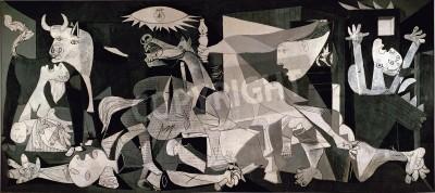 Bild Guernica von Pablo Picasso