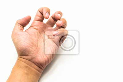 Hand Spasiticity