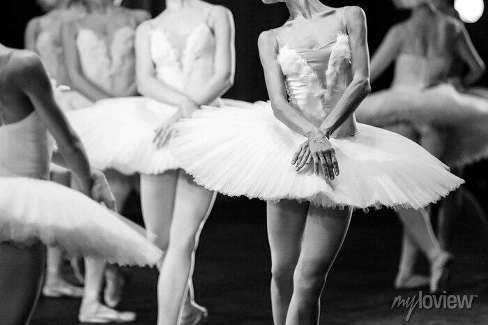 Bild Hände von Ballerinen. Hände von Ballerinen. Ballettaussage. Große Ballerinen. Ballerinas in der Bewegung.