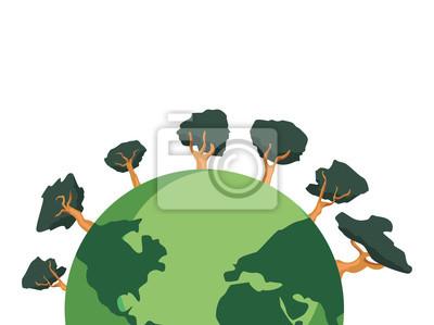 Bild happy earth day