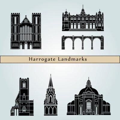 Bild Harrogate Landmarks