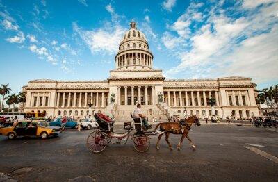 Bild HAVANA, KUBA - 7. JUNI: Hauptstadt von Kuba 7. Juni 2011 i