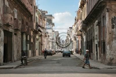 Havana Stadt Nachmittag Cuba 2007
