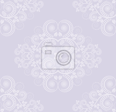 Bild hellblaue Tapete