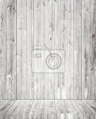 Hellgrau Holzwand Textur Mit Alten Kiefer Tanne Boden