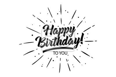 Herzlichen Glückwunsch Zum Geburtstag Schöne