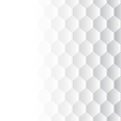 Bild Hexagonal mosaic