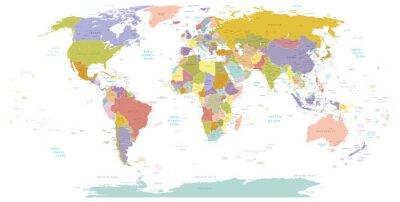 Bild High Detail map.Layers Welt verwendet.