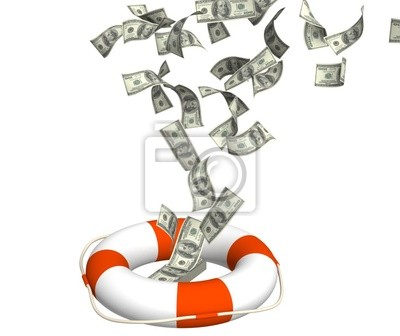 Hilfe bei Finanzkrise