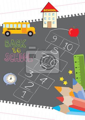 Himmel und Hölle - zurück zur Schule