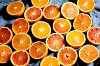 Bild Hintergrund der Orangen
