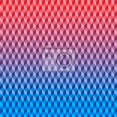Hintergrund von Cubes