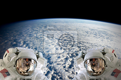 Kinderhelm Raumfahrer USA Raumanzug NASA Mondlandung Astronauten-Helm Weltraum