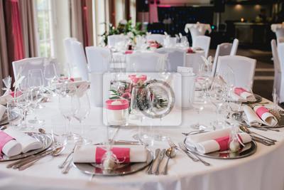 Bild Hochzeit Blumen Tischschmuck Zeremonie