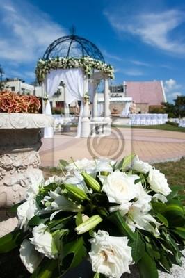 Hochzeits Blumen Dekoration Leinwandbilder Bilder Ehelichen