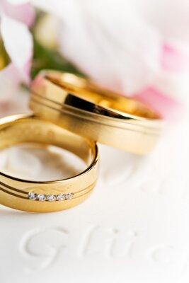 Bild Hochzeitsringe, Eheringe