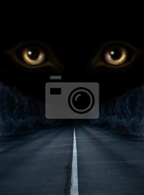 Horror in der Nacht