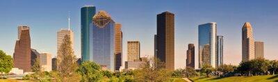 Bild Houston Skyline
