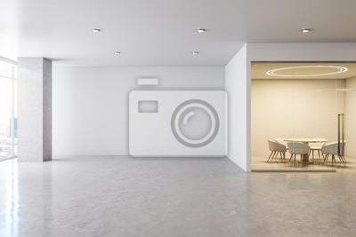 Bild Huge spacious office interior