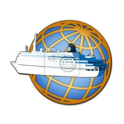 Icono agencia viajes Barco